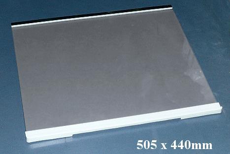 Üvegpolc - alsó W8-DA9711391A