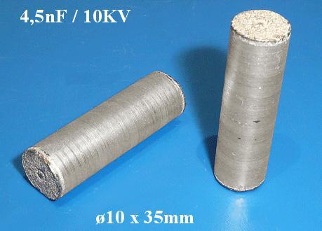 Kerámia kondenzátor 4,5nF 10000V CC 4K5 10000V
