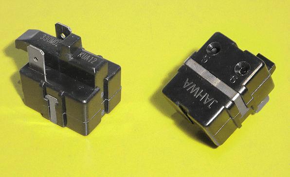 RELÉ PTC, 330MD2(J535Q35E330M3852),33Ohm W8-DA3500099A -