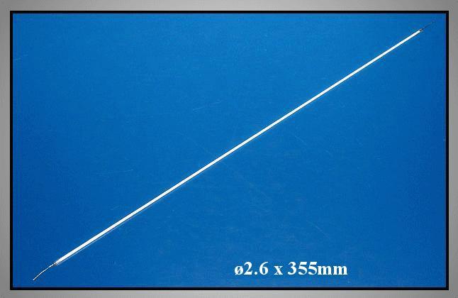CCFL Lámpa 2.6x355mm TFT-LCD LAMP CCFL35526