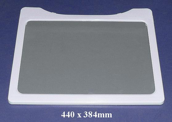 Hűtő felső üvegpolc W8-DA6701694A