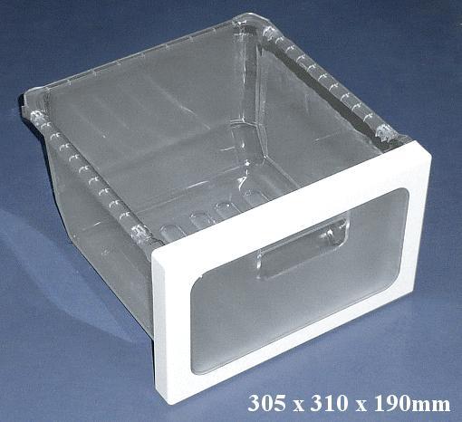 Fagyasztó fiók / egyenes hátú W8-DA9705047B