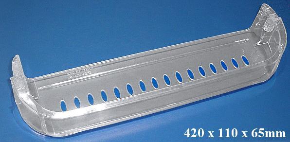 Hütő ajtóba tojás és vaj tároló polc W8-DA6300501T