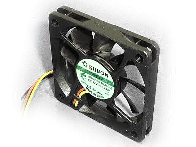 12V ventilátor 60x60x10 MF60101V1-G99 CY 6010/12-V1-G99