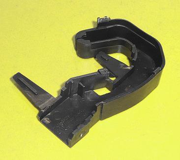 Ajtófordításhoz kábelkivezető (bal) W8-DA6303029F