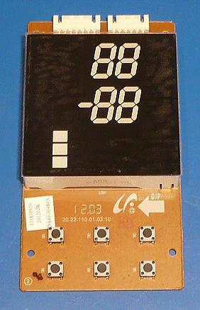 Kijelzőpanel (digit) W8-DA4100484A