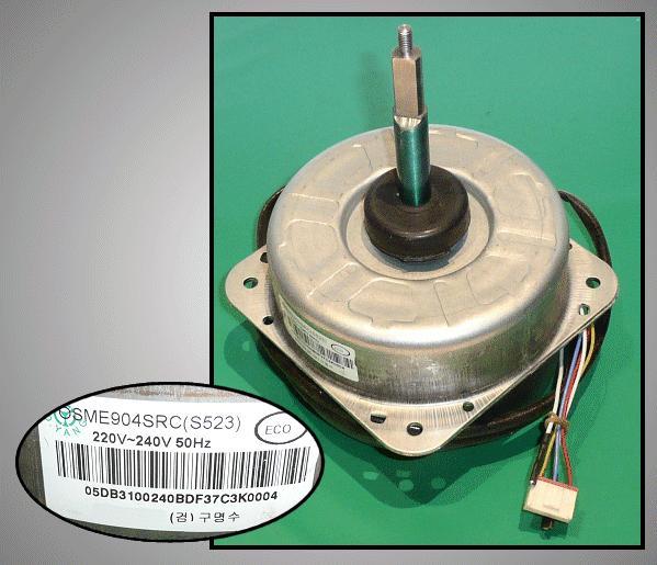 Ventilátor motor (kültéri) OSME-904SRC, UH140G W2-DB3100240B