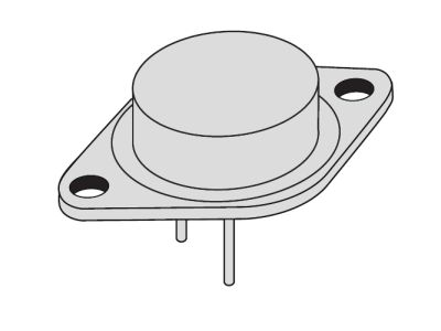 Tranzisztor PNP Darlington+D 100V 20A 160W hFE:>750 TO-3 2N6287-ST 2N6287-ST -
