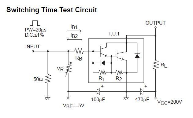 Tranzisztor NPN Darlington+D 1500/700V 5A 50W 0.8uS 2SC5388 2SC5388 -