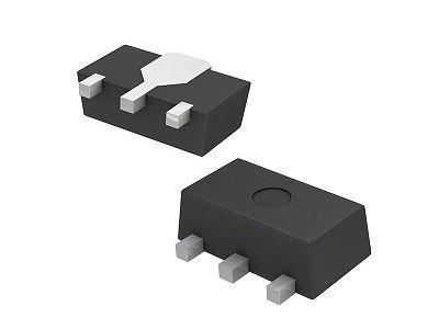 Tranzisztor NPN SMD 60V 2A 0.5W 150MHz hFE 140-280 2SD1623S 2SD1623S -