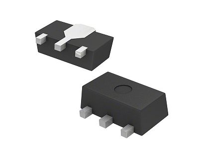 SI-N SMD 60V 3A 0.5W 150MHz 2SD1624S -