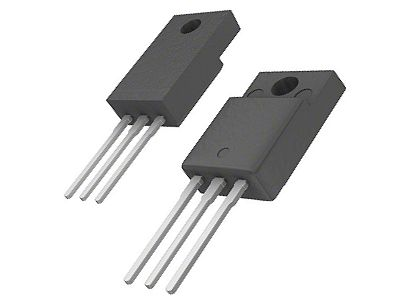 Tranzisztor N-MOSFET+Z 500V 12A IDp:48A 40W 0.4R Sw-Reg. 2SK3568 2SK3568 -
