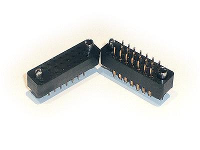 Ipari csatlakozó pár 20p 350V 7.5A CSAT-I001/20P