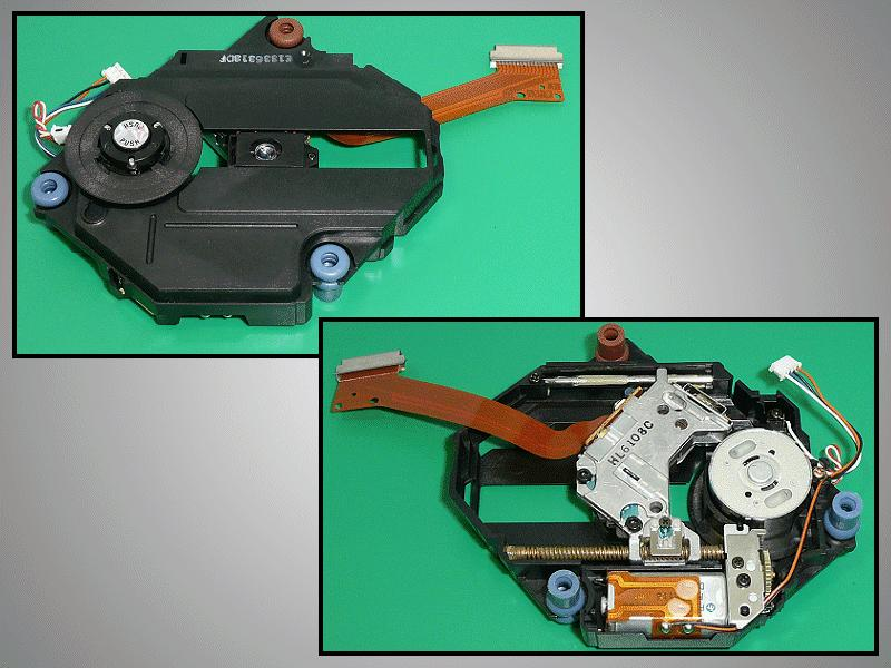 CD LASER PANASONIC RAE0133Z PC-UP675