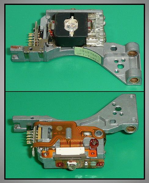 CD LASER JVC OPTIMA 710 PC-UP709