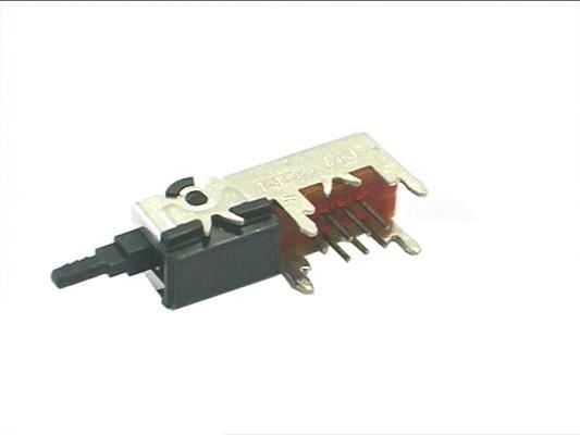 Kapcsoló 2 poziciós, panelba 2x3p.karos SWA2203/1