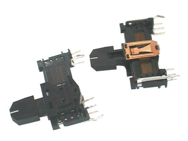 Potméter 50K B toló S.L=30mm POT.T 50K/B 002