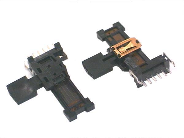 Potméter 50K B toló S.L=35mm POT.T 50K/B 061