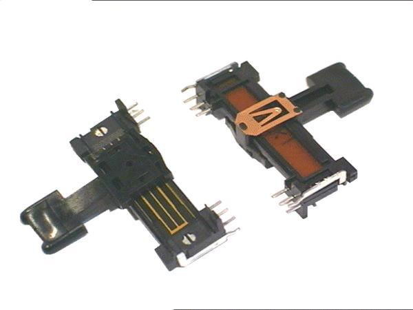Potméter 50K B toló S.L=35mm POT.T 50K/B 062