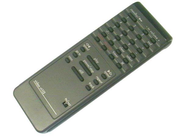 Távirányító VCR  RT112/212 218.30608