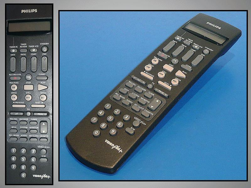 Távirányító VCR LCD RT952/414 218.30813