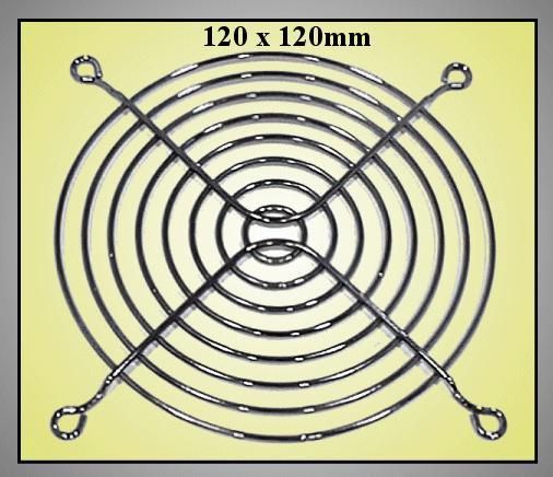 ventilátor burkolat 120x120mm CYP B-120