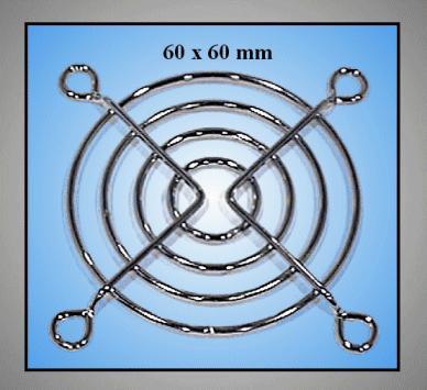 ventilátor burkolat 60x60mm CYP B-060
