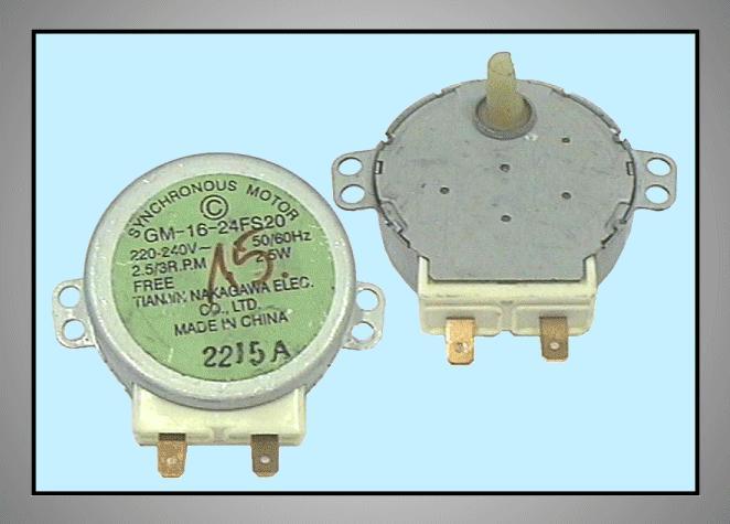GLASS SYNCH. MOTOR M2LB24ZR92 MW-M003