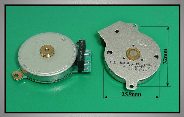 Motor BHL2B1CRA MOT 041