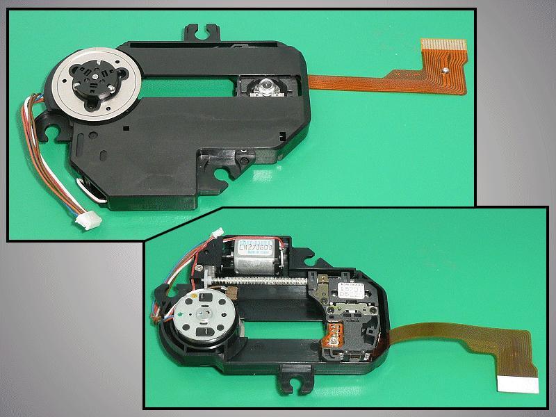 CD LASER SONY KSM-780AAA PC-UP634