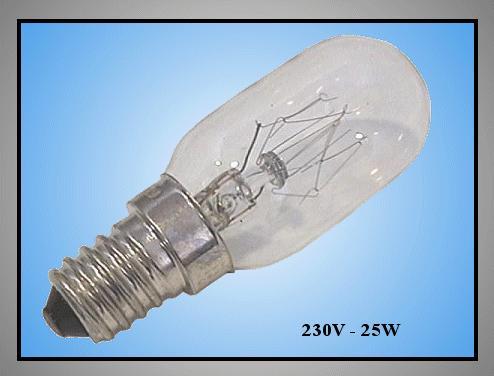 LAMP E14 25W 230V SAMSUNG MW-LAMP 162