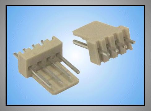 Egysoros csatlakozó aljzat 4p.táv. 2.54mm CSAT-10041/A