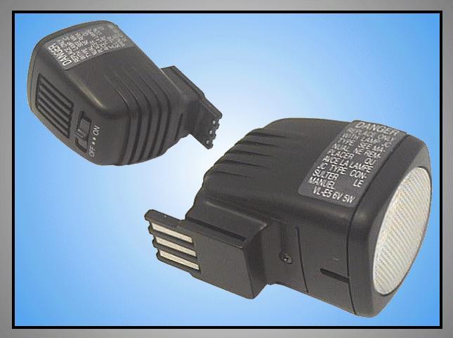 HALOGEN LAMP. VL-E5 6V 5W CAMC.LAMP 02