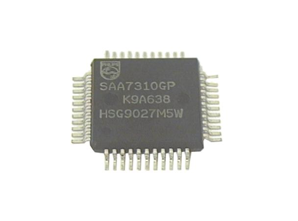 IC. SAA7310GP SMD 209.31086