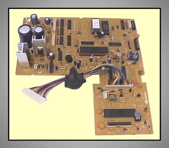 ASSY-MAIN PCB, ER-250F(SEH) I000010