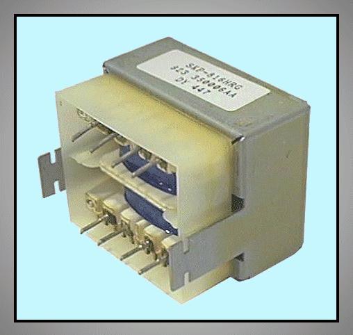 TRAFO SKP-816, AC24/24, AC87V, TRAFO 036