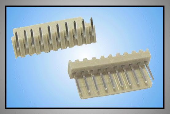 Egysoros csatlakozó aljzat 10p.90° táv. 2.54mm CSAT-10101/AK