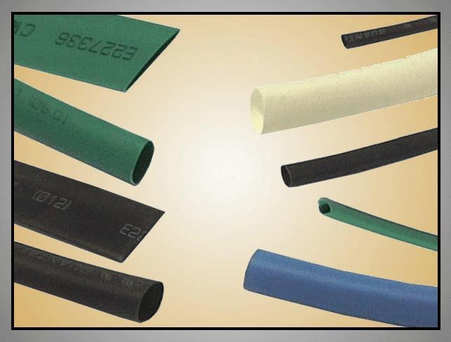 Zsugorcső kék 1.6 -> 0.8mm 1m KKBL 1.6