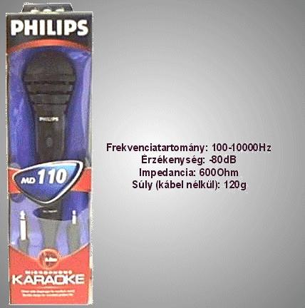 DINAMIKUS mikrofon (SBCMD110) MIKROFON 060