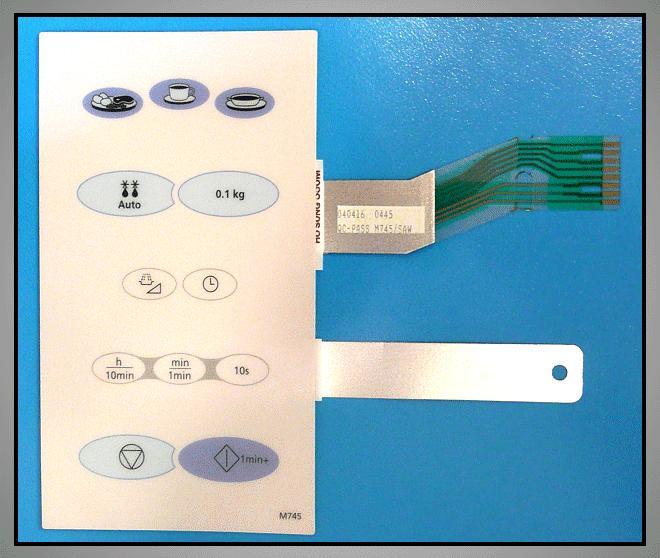 Kezelőegység Samsung M745 MW-CONTROL 063