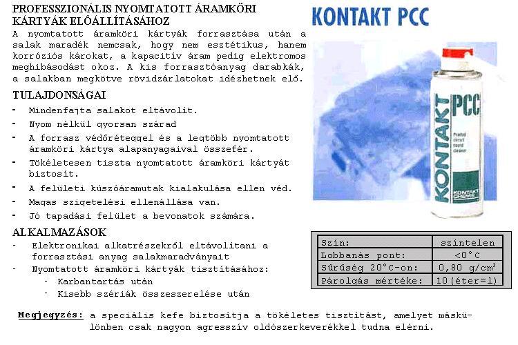 SPRAY: CIRCUIT CLEANER 200ml PCC/200