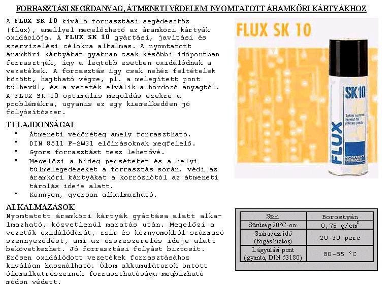 SPRAY SK10 LÖTLAKK 200mL 10/200