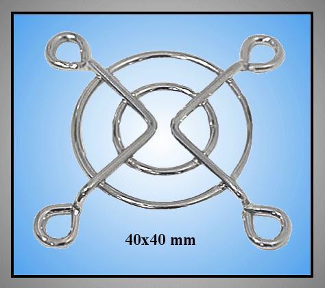 ventilátor burkolat 40x40mm CYP B-040