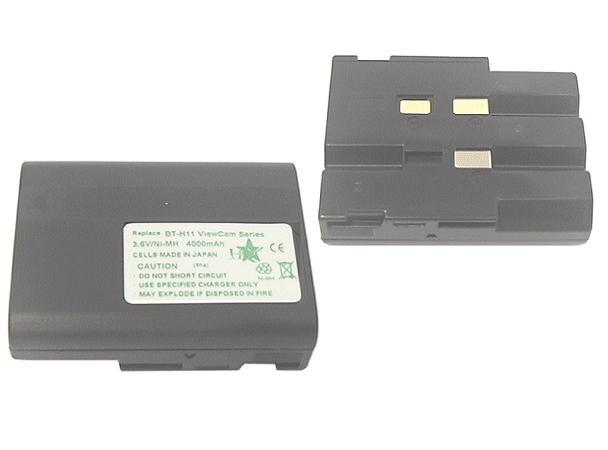 Kamera akkumulátor 3.6V 3.6Ah BTH22U CAMC.031-3.6
