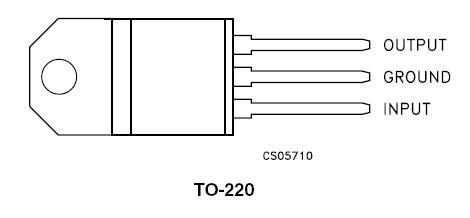 POS.V-REG 12V 1.5A 4%  TO220 UA7812-ST -