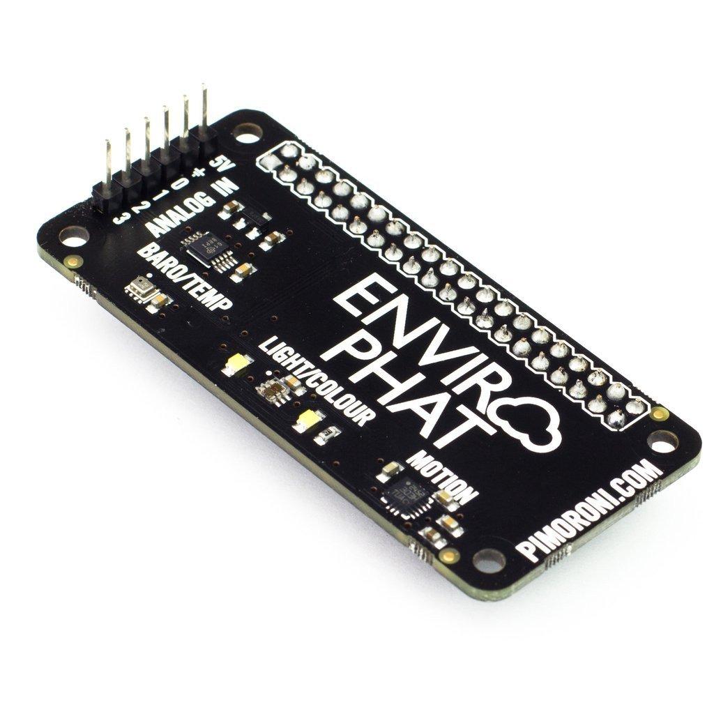 Raspberry Pi Zero Enviro pHAT modul Enviro pHAT Raspberry -