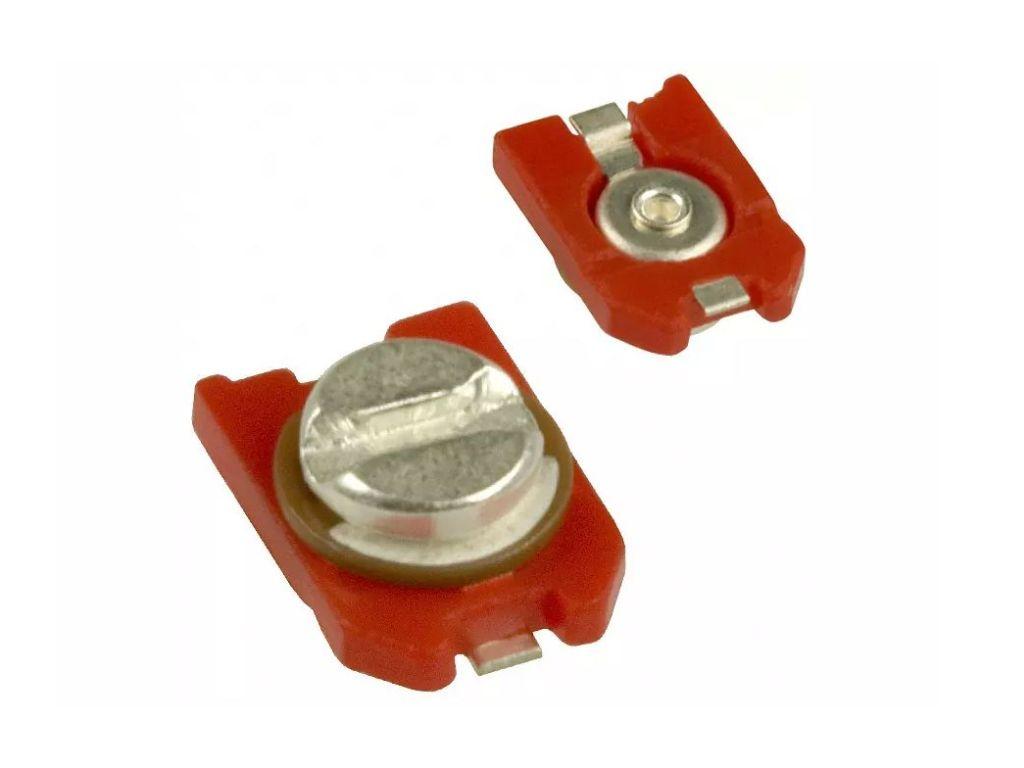 Trimmer kondenzátor, kerámia, SMD 5-20pF Stan C-CTSMD/5-20