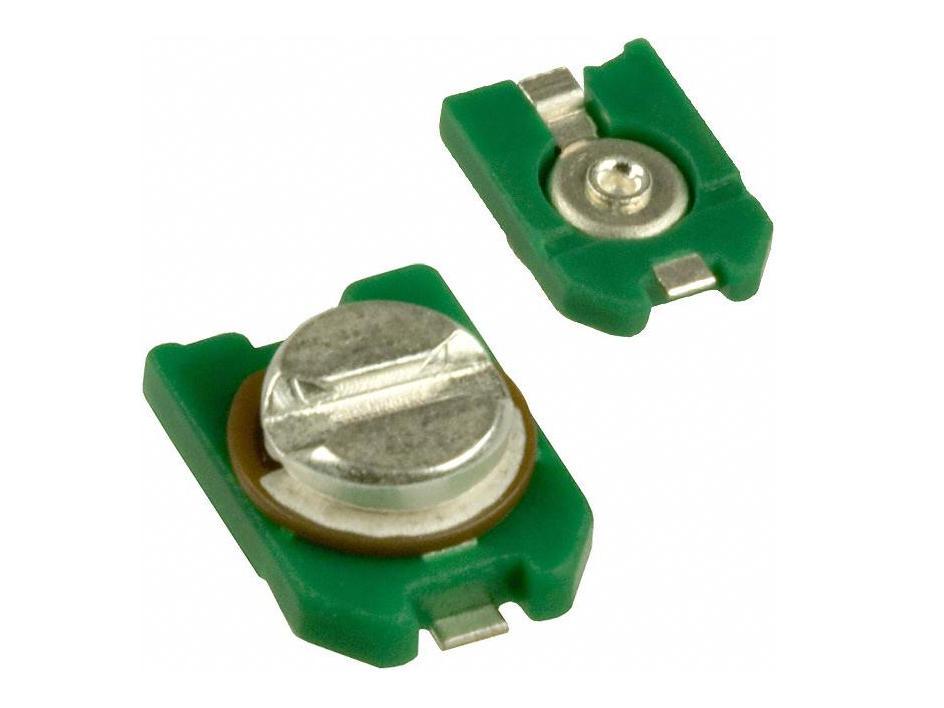 Trimmer kondenzátor, kerámia, SMD 6.5-30pF Stan C-CTSMD/6-30