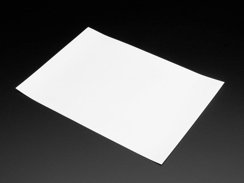 Hidro Dip fólia A4 10db - speciális vízben oldódó festékátvivő papír csomag DEV HYDRO DIP FOIL10