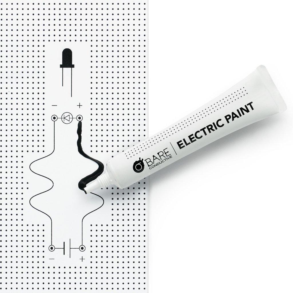 Vezető festék fekete 10ml Conductive pen 10ml -